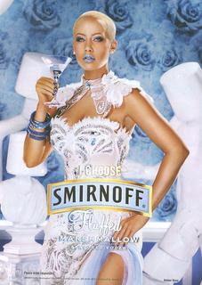dessert-flavored vodka... stay in 2011!