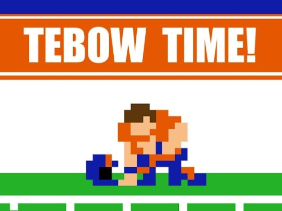 Tebow Time Tecmo