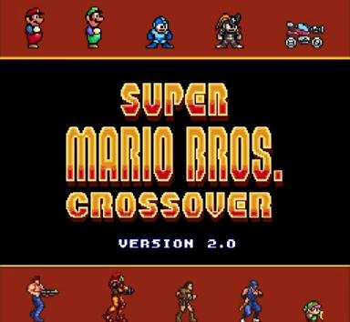 Super Mario Bros. Crossover 2.0