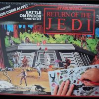 Presto Magix! Return of the Jedi!!