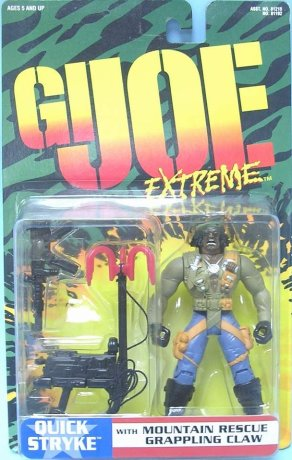Quick Stryke (GI Joe Extreme, 1995)