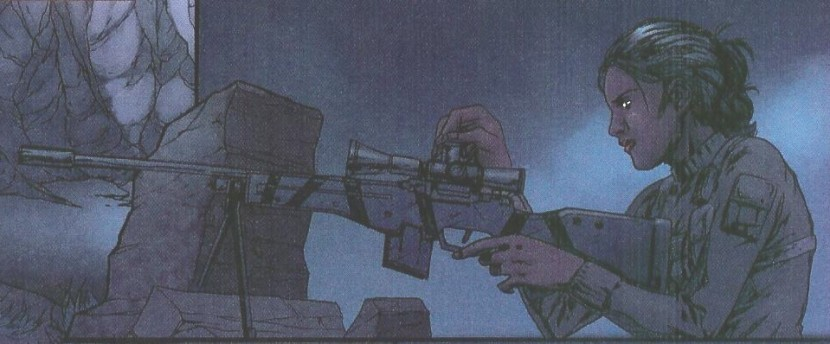 Shooter (DEVILS DUE, GI Joe: Declassified, 2006)