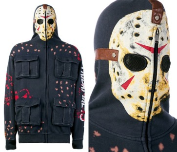 """""""Friday the 13th, I'ma play Jason!"""""""