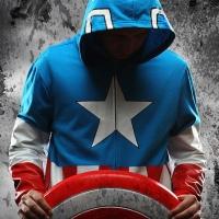 """The Hoodie Avengers"" (or ""Justice League of Hoodies"") - slideshow/gallery"