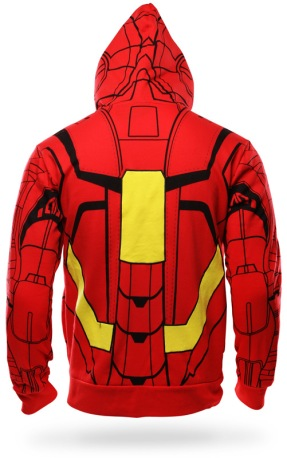 We know a certain member of the General Geekery Cast who would LOVE this hoodie!