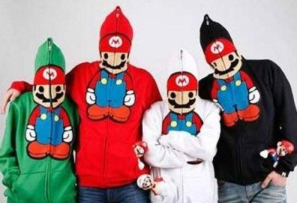 Do the Mario!