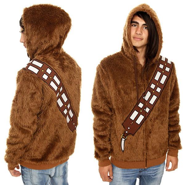 Always let the Wookie win...