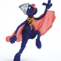 National Puppet Radio Interviews Super Grover