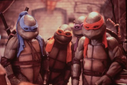 Film: Teenage Mutant Ninja Turtles II: The Secret of the Ooze (1