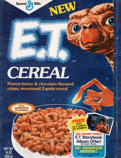 The worst video game ever made had to have come from the same franchise that gave us the worst tie-in cereal ever tasted.