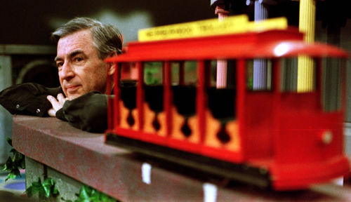 Mister Rogers Trolley profile