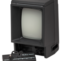 Retro Video Game system of the moment: Vectrex (1982)