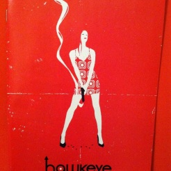 Hawkeye #8. David Aja is a fantastic artist and Marvel's Hawkeye series continues to amaze with this Valentine's Day issue. Penny returns with that red dress and brings all kinds of trouble with her.