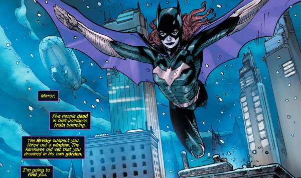 Of the Bat-family, Barbara Gordon is someone who's been at her best and lived through the worst to come out as one of the more capable mainstays of the DC Universe. Best written by Gail Simone