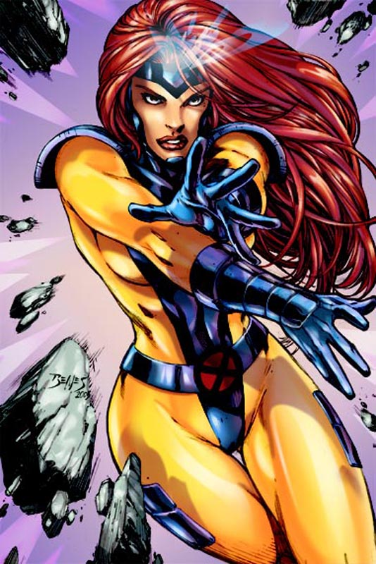 She's been dead for over a decade, but Jean Grey has had such an impact on mutantkind and on the Marvel Universe. As Dark Phoenix, she's killed billions of aliens, however as one of the founding X-Men, her legacy lives on in a school for mutants started in her name. No one knows if Jean will ever return, but her younger version is running around now...