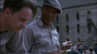 You can't have a post about Red and not include Red from Shawshank!