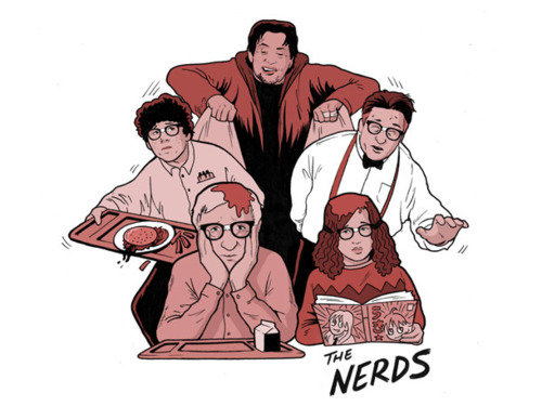 What real nerds have to go through. Looks like fun, no?