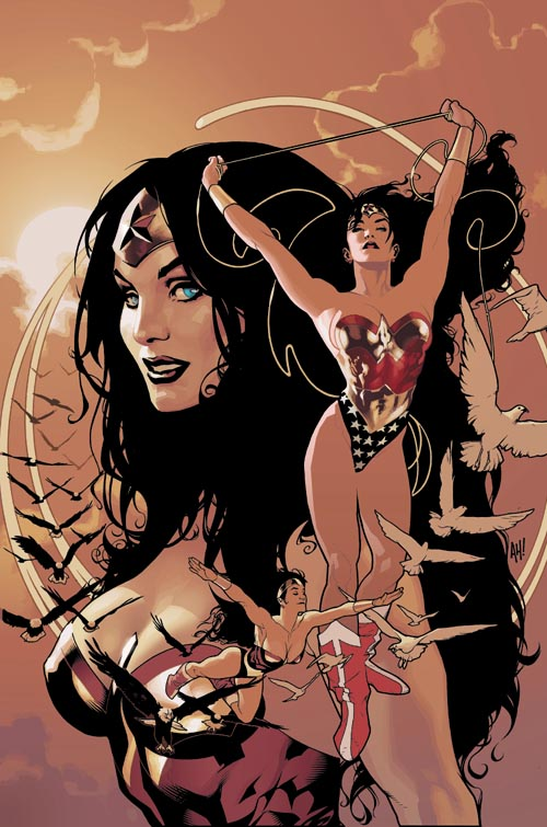 Diana Prince is an Amazon warrior who is also one of the founding members of the Justice League. Face it, you can't have a women in comics list w/o WW, and she is one of the three most important characters of the DC Universe, also known as the Trinity.