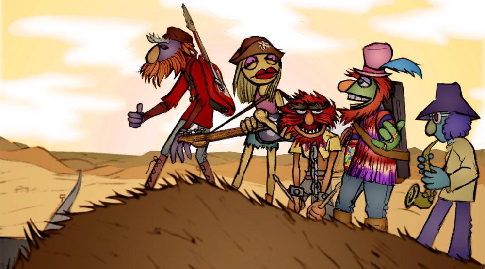 Electric_Mayhem_On_the_Road_by_felegund