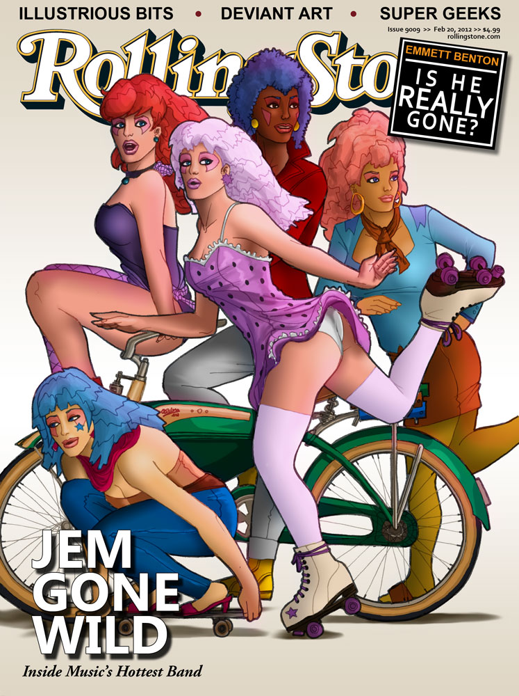 jem_and_the_holograms_by_urrgos-d4qbgbn