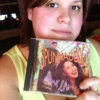 One of the few owners of the Spunkadelic CD!