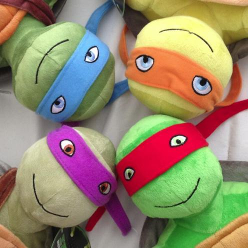 Leonardo, Michelangelo, Raphael, Donatello.. which ninja turtle is your favorite?