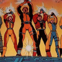 Bring back... Bionic Six: The League