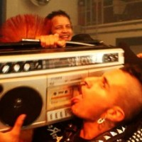 Hazards of Summer: Week 6. Boombox wielding punks!
