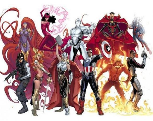 AvengersNOW