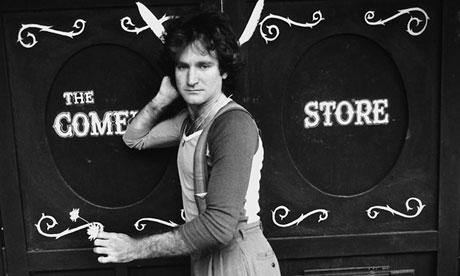 Robin Williams in 1978