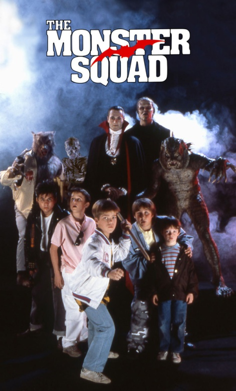 """The Monster Squad (1987) """"Wolf-Man doesn't Have gnards"""" - never forget."""