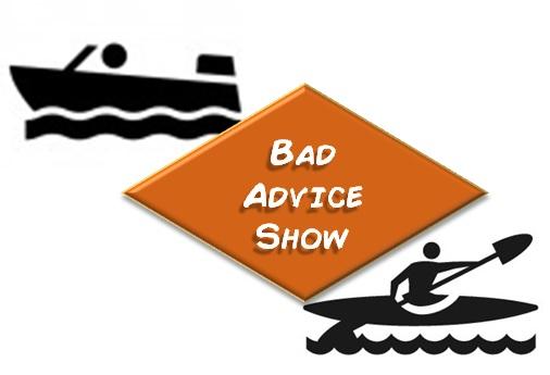 Motorboat vs Kayak
