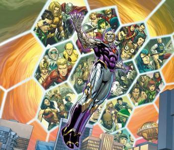 "DC Comics' ""Convergence"""