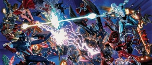 "Marvel Comics' ""Secret Wars"""
