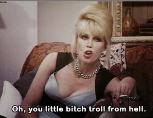 AbFabBitchTroll