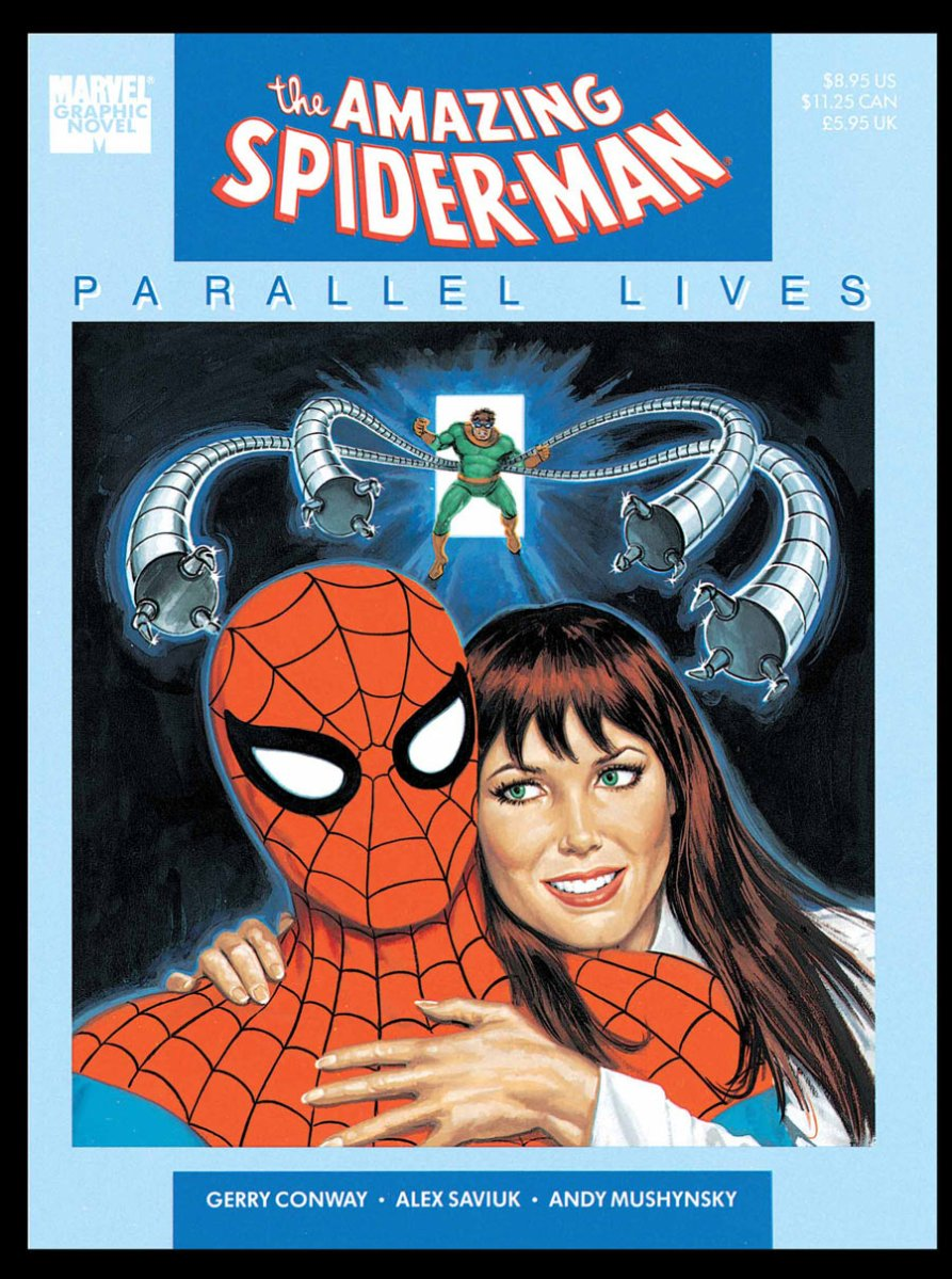 "[Classick Cinema] ""Spider-Man: Parallel Lives"" by Thwip Studios"