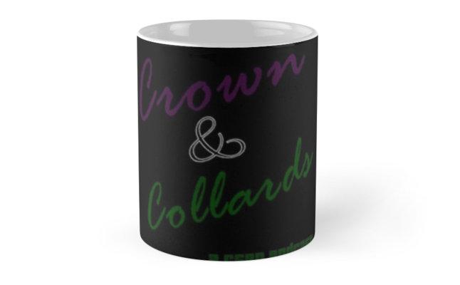Crown & Collards mug