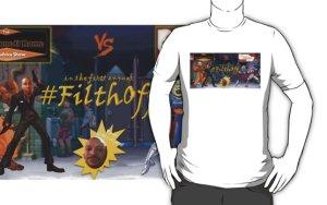 FilthOff tee