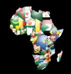 AfricaFlagMap
