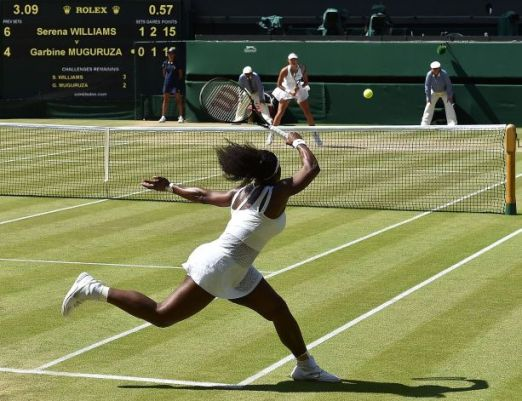 Serena.... what more can we say?