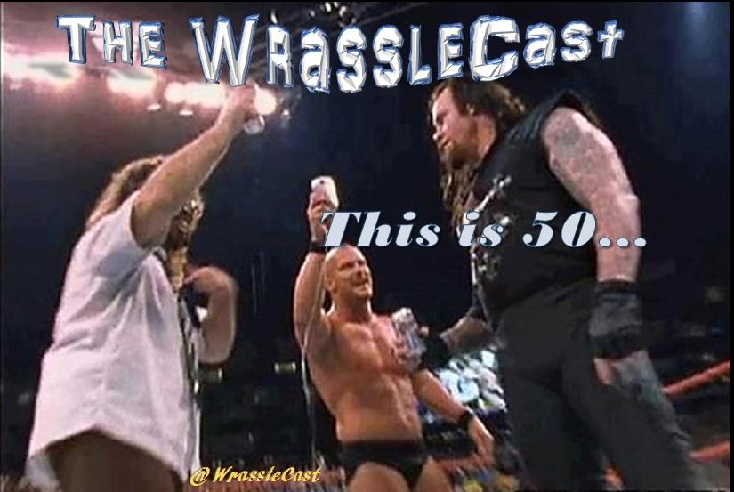WrassleCast50-Beer Bash