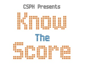 Know the Score: Thru The Wire