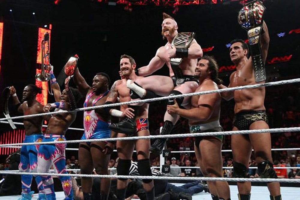 League of Nations & New Day