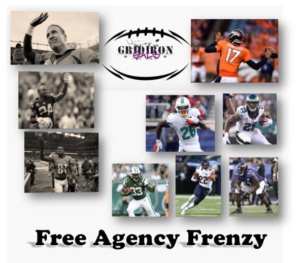 Gridiron Gals FreeAgencyFrenzy