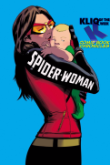 Spider-Woman #5 Tim Agent 70 KOTW
