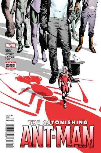 ASTONISHING ANT-MAN #9