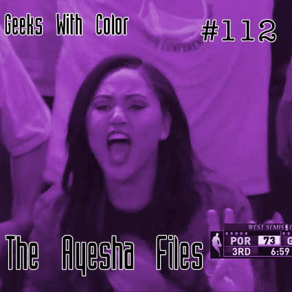 Episode 112 - The Ayesha Files
