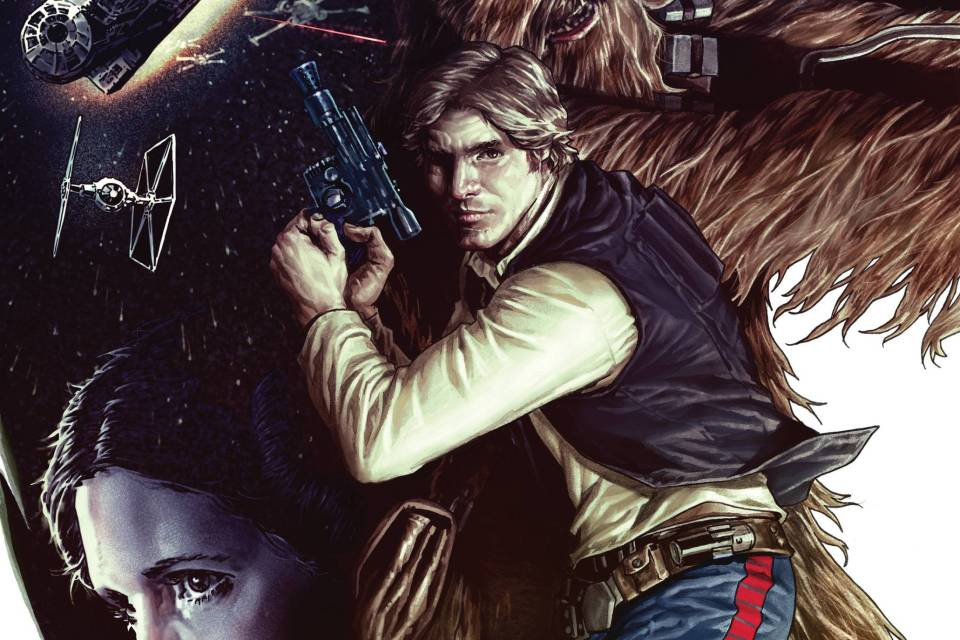 STAR WARS HAN SOLO #1 (OF 5)