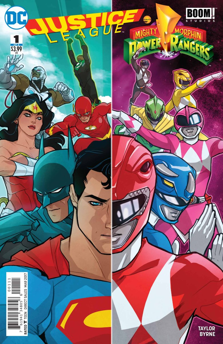 Comic Book Chronicles Ep. 198: It's Morphin Time for the Justice League