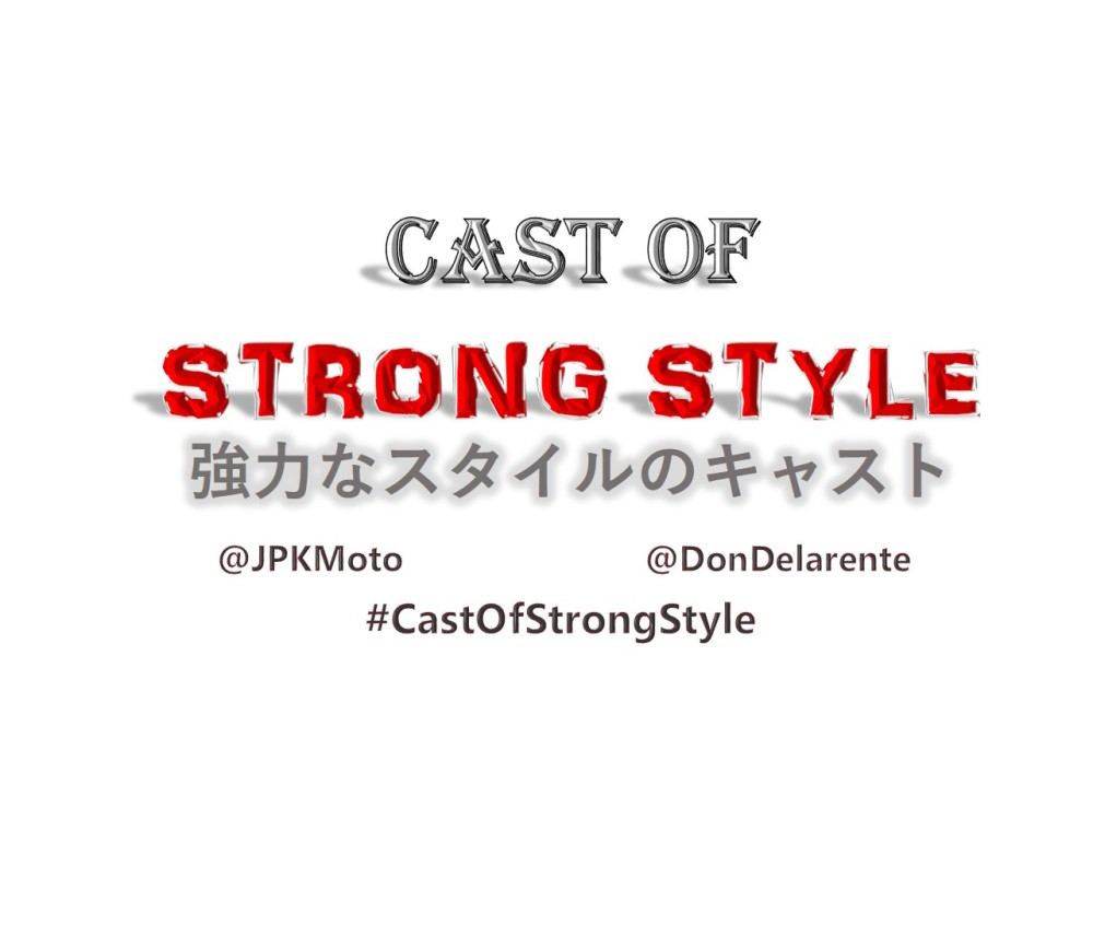 Cast of Strong Style: WrestleKingdom 13/New Year's Dash Review